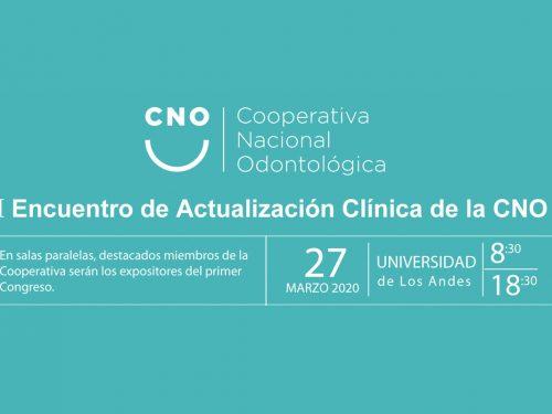 """Inscripción al """"I Encuentro de Actualización Clínica de la CNO"""""""